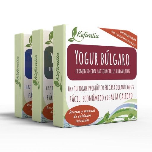 Ofertta - Pack 3 x Yogurt
