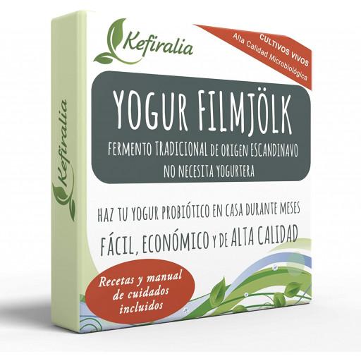 Yogurt Filmjolk, Fermento Tradizionale