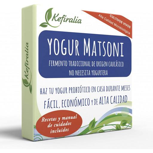 Yogurt Matsoni, Fermento Tradizionale