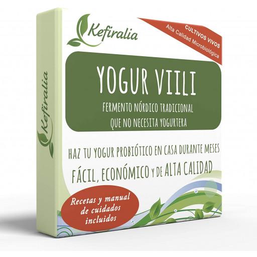 Yogurt Viili, Fermento Tradizionale